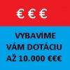Vybavíme Vám dotáciu na drevodomy až 10.000 EUR!!!